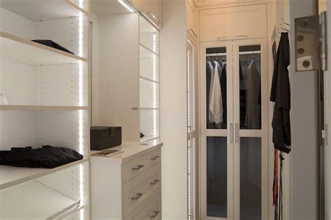 narrow walk in closets transitional closet ciuffo