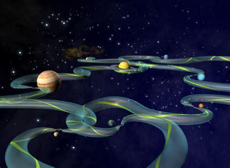 Interplanetary Transport Network - Wikipedia