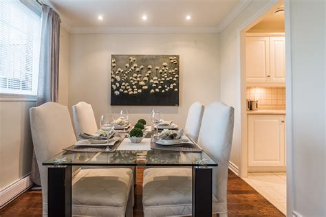 Staging Your Dining Room Table  Home Staging Montreal