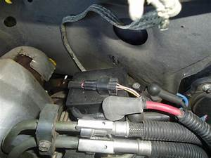 How Do The Wirers Hook Up On The Glowplug Controler On A