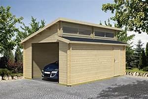 Fertiggaragen Aus Holz : holz garagen bausatz fertiggaragen aus holz kaufen ~ Articles-book.com Haus und Dekorationen
