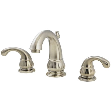 faucet com f 049 dk00 in brushed nickel by pfister