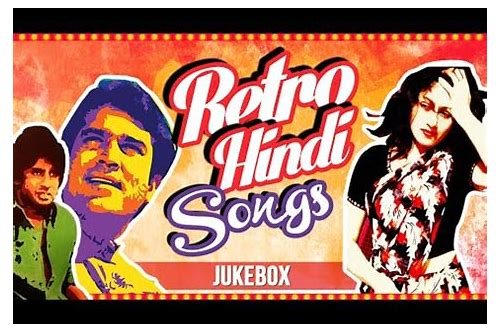 baixar retro bollywood mp3 song