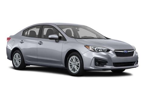 2017 Subaru Impreza Reviews And Rating