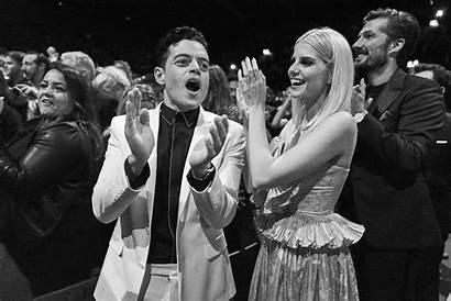 Bohemian Rhapsody Premiere Mazzello Ben Hardy Rami
