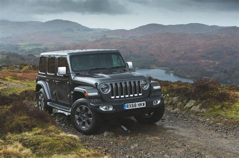 Review Jeep Wrangler by Jeep Wrangler Review 2019 Autocar