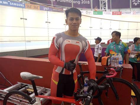 asian games indonesia loses  china  cycling mens