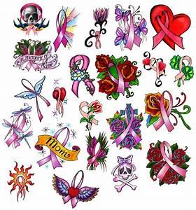 21 Awesome Pink Ribbon Tattoos