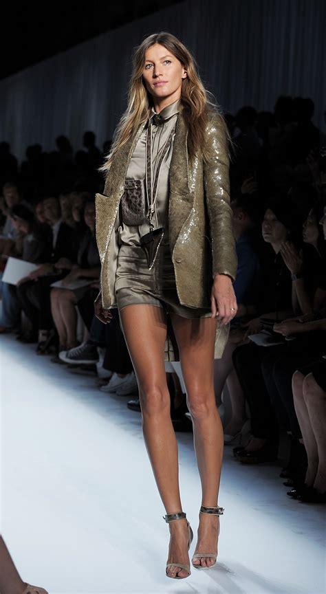 Gisele Bundchen Fashion Show