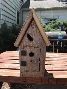 Pin, By, Charles, Hammer, On, Chuck, U0026, 39, S, Birdhouses, All, Are, For