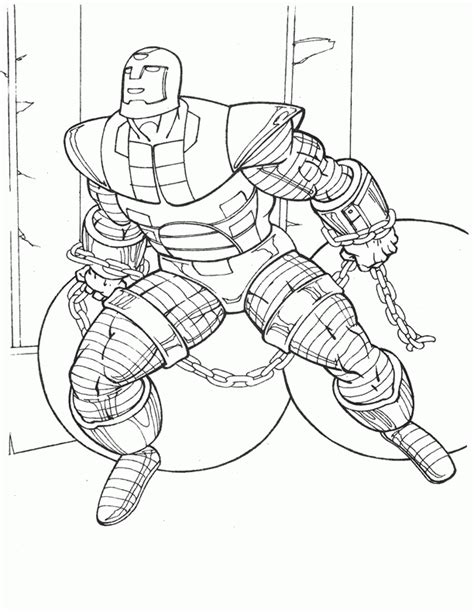 iron man coloring pages coloringpagescom