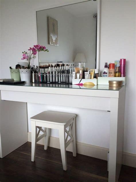 bureau ikea malm white malm desk hemnes bureau teint blanc ikea malm