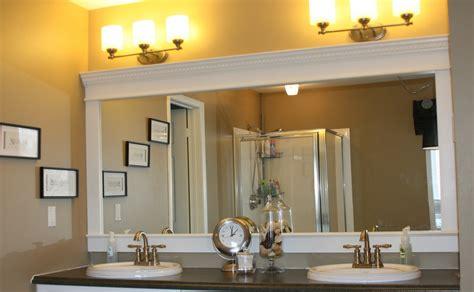 Bathroom Mirror Frames And How To Get Them Custom Made