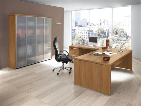 bureau de direction contemporain bureau direction bois ambiance raffinée bureaux