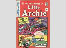 The Adventures of Little Archie #17 Issue