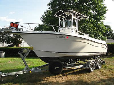 Boat Trailer Inspections Near Me by Striper 2101 Dual Console Boats For Sale
