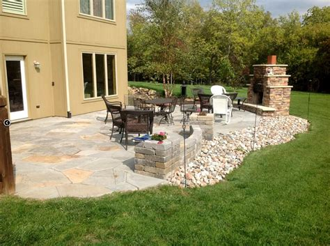 Landscaped Backyards Pictures by Midwest Landscaping Lees Summit Mo Photo Gallery