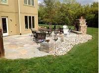 patio design pictures Backyard Landscaping - Lees Summit, MO - Photo Gallery - Landscaping Network