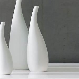 Grand Vase Blanc : vase blanc ~ Preciouscoupons.com Idées de Décoration