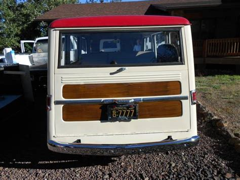 willys wagons ewillys page