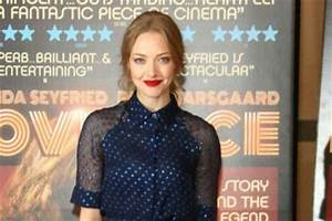 Amanda Seyfried Won't Lose Or Gain Weight For A Role