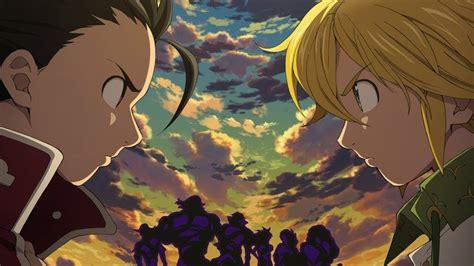 The Seven Deadly Sins Anime Wallpaper Seven Deadly Sins Season 2 Revival Of The Commandments 2018 Announcement Youtube