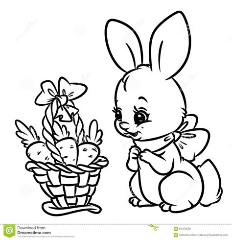 Mr Carrot Free Colouring Pages