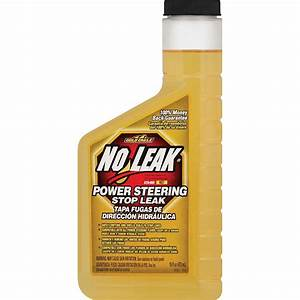 Amazon Com  No Leak 20301 Power Steering Stop Leak  16 Fl