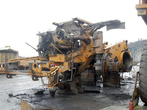 demolition  demantelement