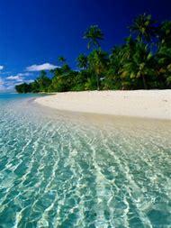 Tropical Beach Cook Islands