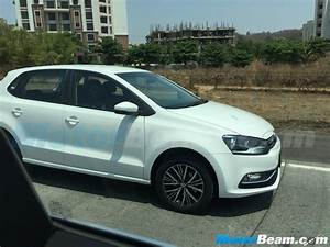 Volkswagen Polo Allstar : volkswagen polo allstar edition to be launched in india by june 2016 ~ Melissatoandfro.com Idées de Décoration