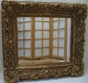 Spiegel 80 X 80 : barok spiegel schilderijen ~ Whattoseeinmadrid.com Haus und Dekorationen