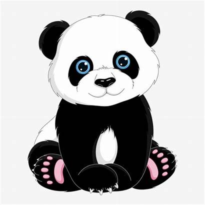Panda Cartoon Anime Drawing Sticker Animated Bear