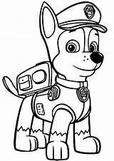 Patrol Paw Coloring Psi Kolorowanki Chase Malowanki Coloriage Colouring Dibujos Sheets Dzieci Dla Canina Patrulla Silhouette Druku Colorear Kolorowanka Wydruku sketch template
