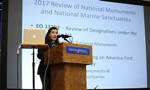 Franklin & Marshall – National Monuments Need Protection ...