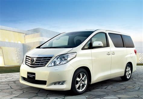 Toyota Alphard Wallpapers by Toyota Alphard Cn Spec Anh20w 2008 11 Wallpapers