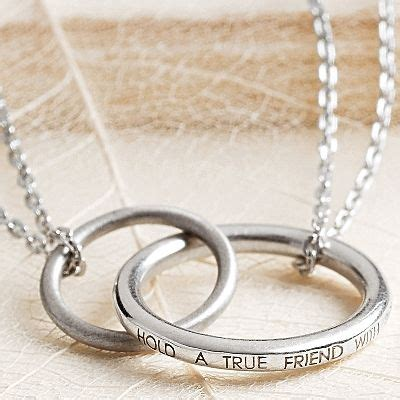 Inseparable Rings friendship rings for best friends inseparable rings