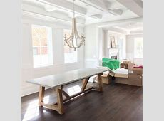 Best 25+ Concrete dining table ideas on Pinterest