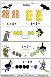 halloween worksheets   graders  grade halloween