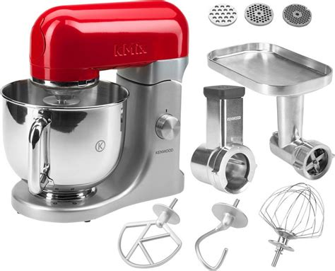 Kenwood Küchenmaschine »kmix Kmx61«, 5 Liter, Inkl