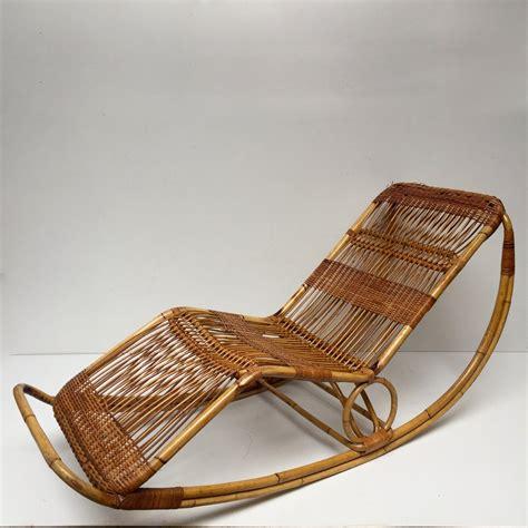 Chaise Longue Osier  Design En Image