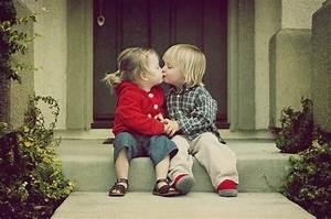 couple, cute, kids, love - image #143422 on Favim.com