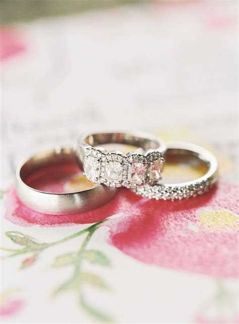 engagement rings the wedding band to match your