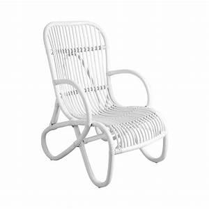 Fauteuil Rotin Alinea : fauteuil blanc rotin deco vendeur cher contemporain tv moderne meuble salon canape tele teck ~ Teatrodelosmanantiales.com Idées de Décoration