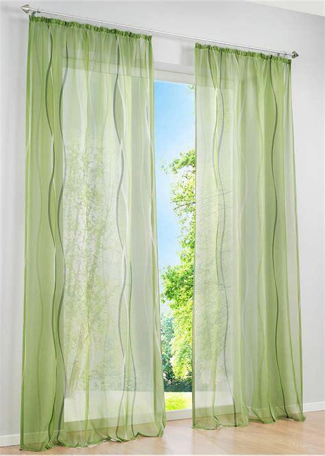 luftig leicht farbige voile gardine vienna im er pack