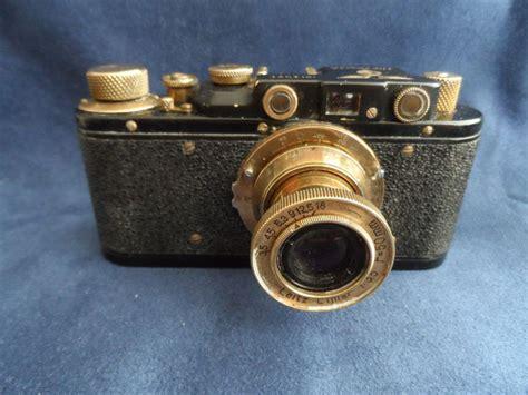 leica russian fake nazi camera   zorki approx  catawiki