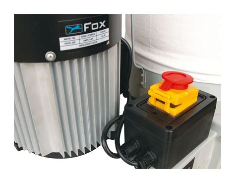 groupe d aspiration pour cuisine fox aspirateur atelier 3cv mono 2 sacs 300l 2200w moteur