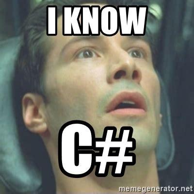 Fu Meme Generator - i know c i know kung fu meme generator