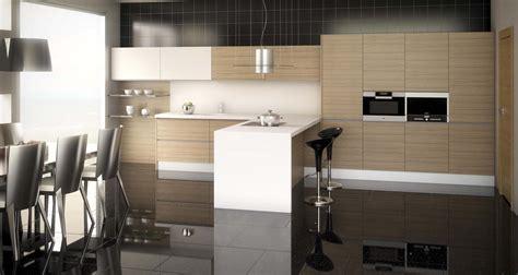 gamme de cuisine cuisine moderne haut de gamme maison moderne