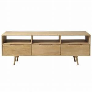 Tv Möbel Vintage : tv lowboard im vintage stil aus mangoholz b 165 cm furniture pinterest tvs vintage und ~ Sanjose-hotels-ca.com Haus und Dekorationen